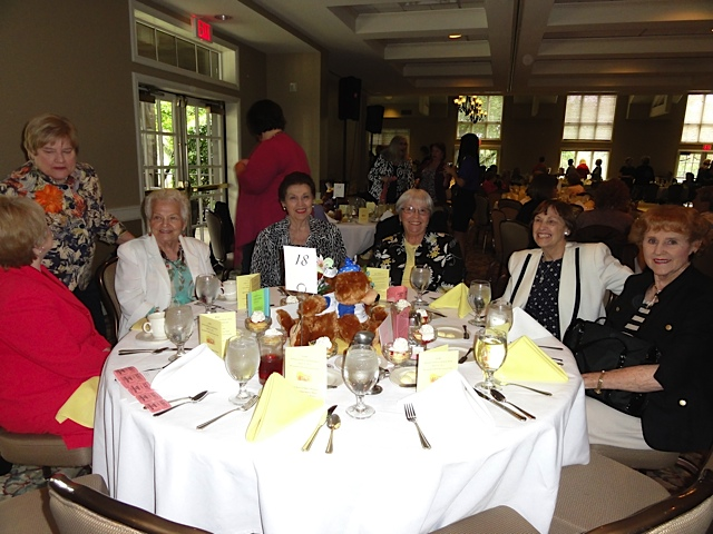 Spring Luncheon Pictures